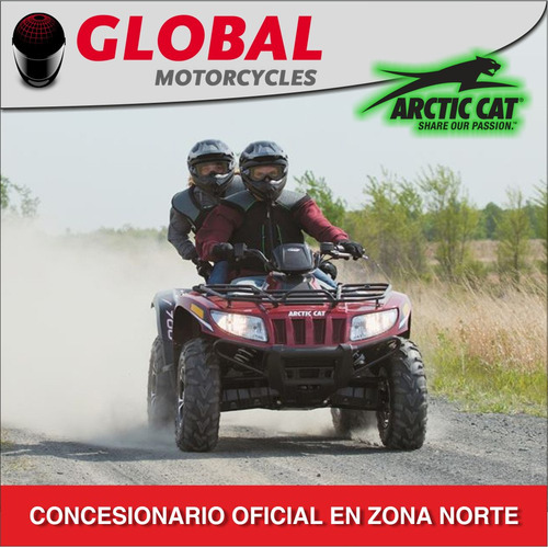 arctic-cat- atv recreation trv700xt 2up - global motorcycles