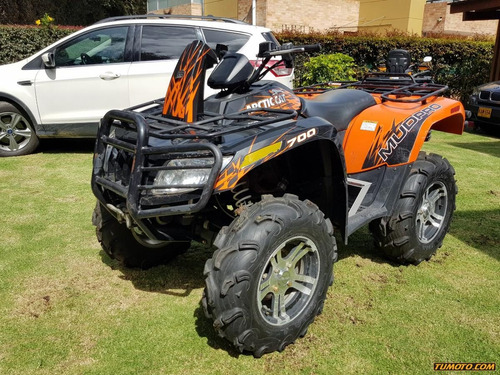 arctic cat competition mudpro 700