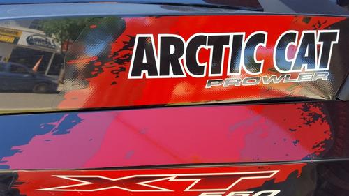 arctic cat prowler 550