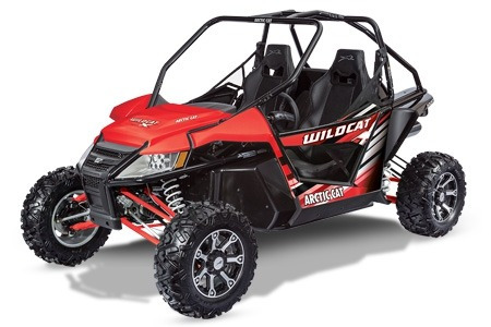 arctic cat  wildcat x 1000 global- outlet !!