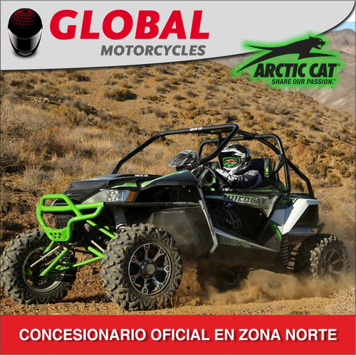 arctic-cat - wildcat x - side by side  - global motorcycles