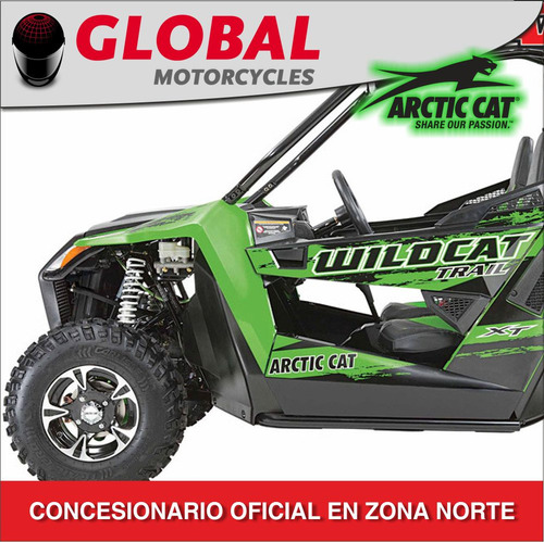arctic-cat wildcat xt 700  0 km global motorcycles