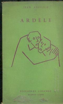 ardele - jean anouilh - libros