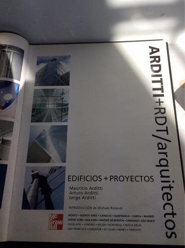 arditti+rdt/arquitectos, edificios+proyec...mauricio arditti