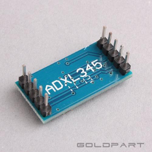 arduino: acelerómetro digital adxl345