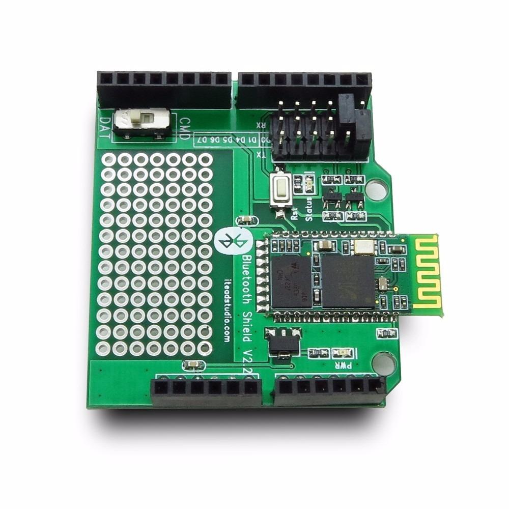 Arduino bluetooth shield ttl rs serial r em