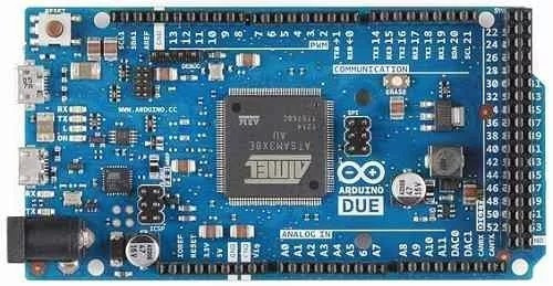 arduino due arm core 32 bits atmel cortex m3 impresora 3d