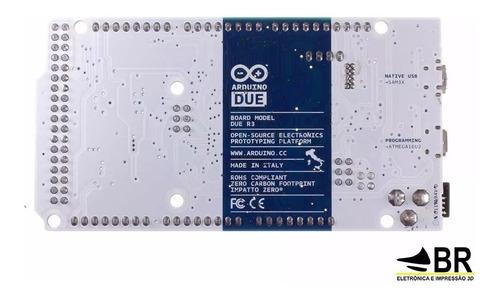 arduino due r3 arm cortex-m3 32-bit