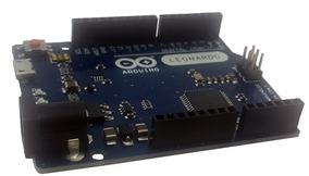 Arduino Leonardo R3 Com Cabo Usb (ideal Para Joystick)