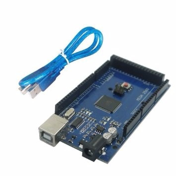arduino mega 2560 + cabo usb + ebook