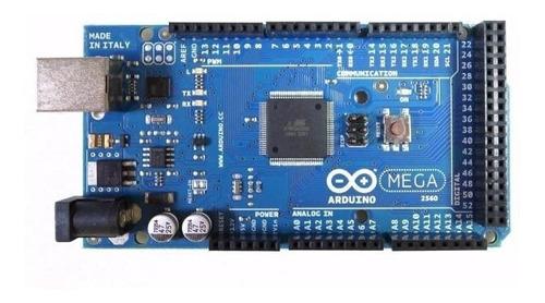 arduino mega 2560 r3 16au domotica y robotica + cable usb