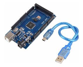 Arduino Mega 2560 R3 Ch340 + Cabo Usb