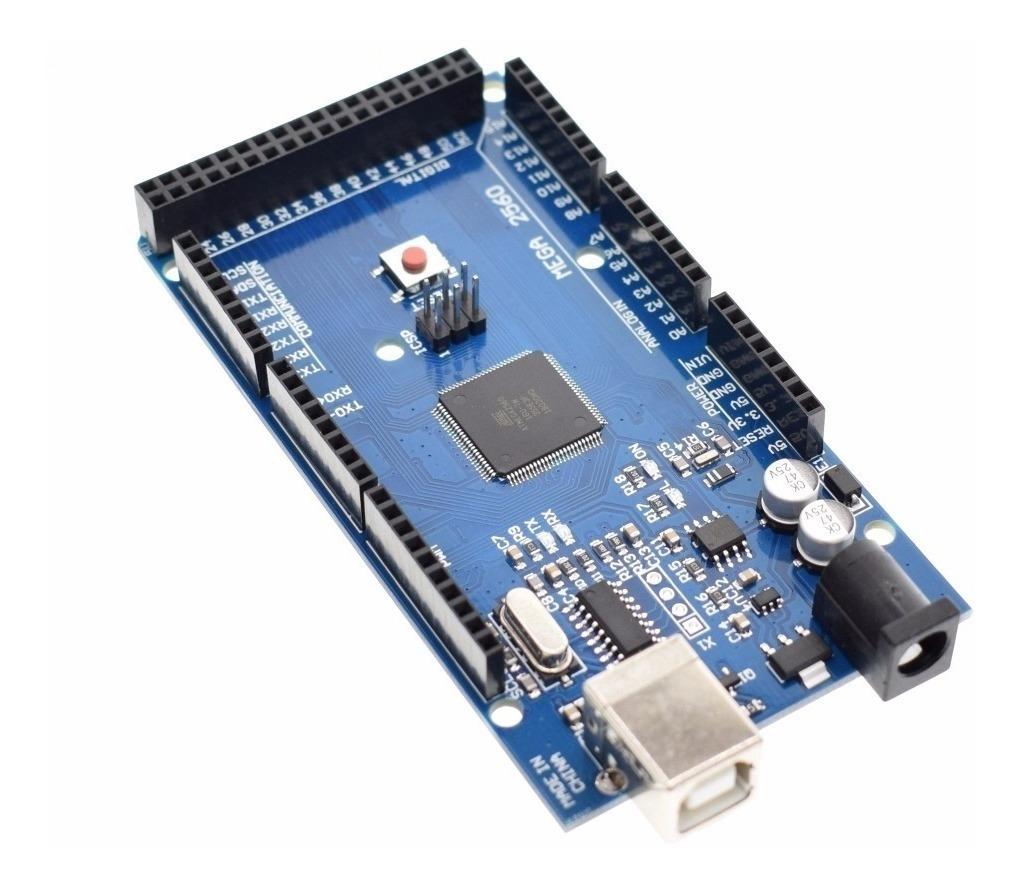 Arduino Mega 2560 Rev3 Ch340 Cnc Impressora 3d