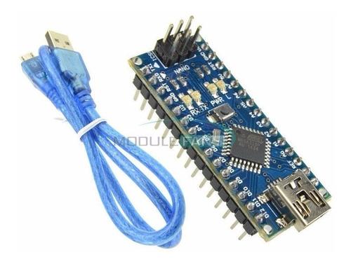arduino nano ch340 + cable usb