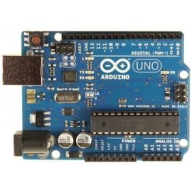 Arduino Original Uno R3 En Caja Sellado Con Nuevos Precios
