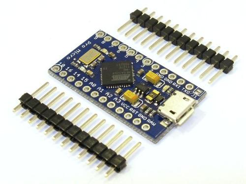 arduino pro micro compatible atmega32u4