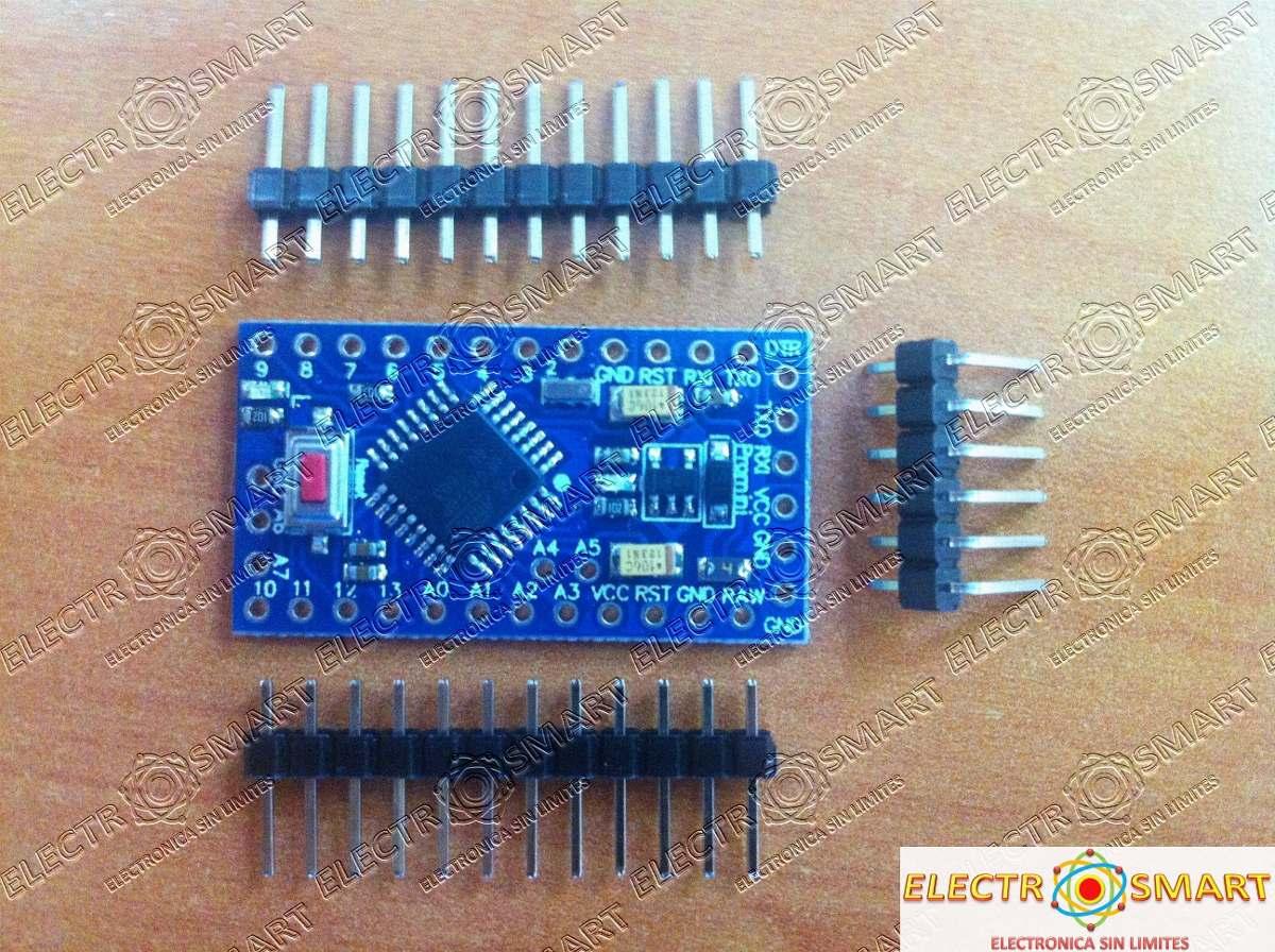 Arduino pro mini atmega p v mhz mismo chip arduino uno