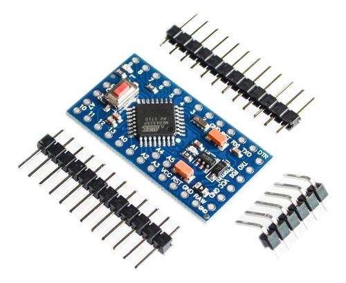 arduino pro mini atmega328p 5v o 3.3v