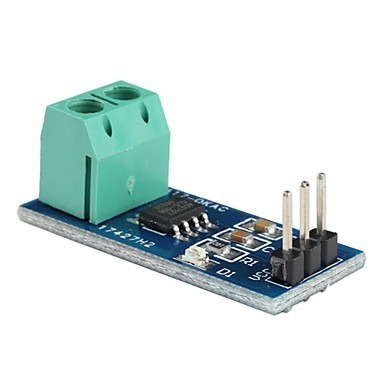 arduino sensor de corrente acs712 30a