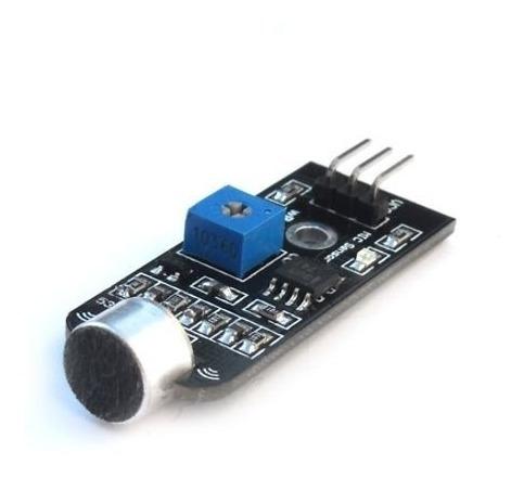 arduino sensor de som