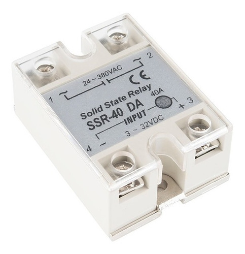 arduino solid state relay  40a (3-32v dc input)
