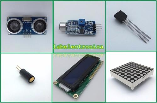 arduino starter kit uno o mega básico economico a meses s.i!