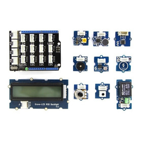 Arduino Uno + Grove Starter Kit Plus