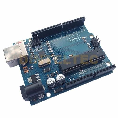 arduino uno generico + cable usb usa con sg90 hc-05 dht11