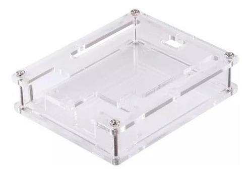 arduino uno r3 + carcasa ( case ) protector