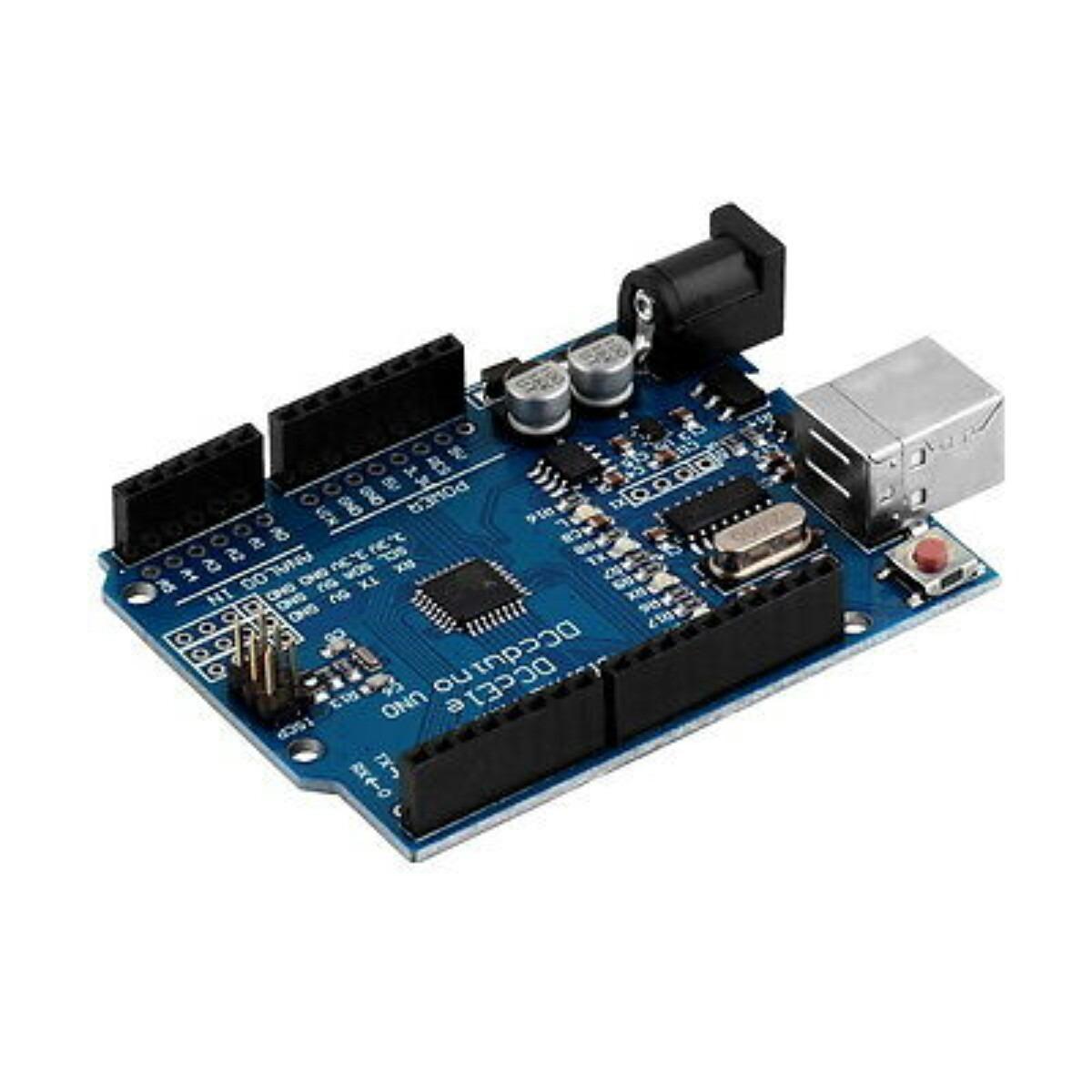 Arduino uno r compatible con mas salidas y pines