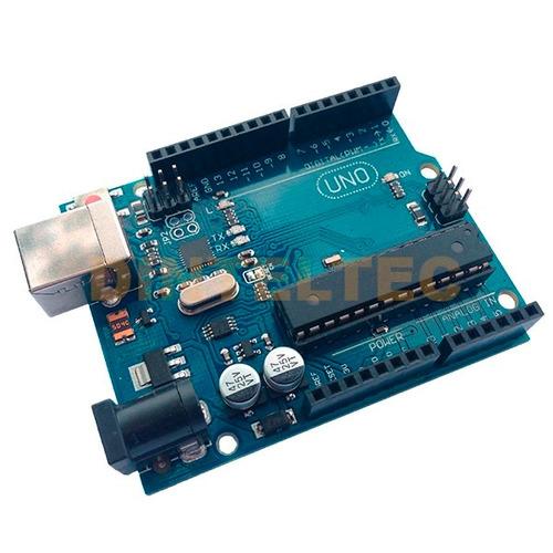 arduino uno r3 generico incluye cable usb