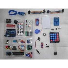 Arduino Uno R3 Kit Oficial Made In Italy Sellado Starter Kit
