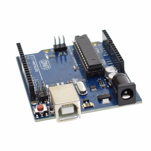 arduino uno r3 mega328p atmega16u2 chip intercambiable w01