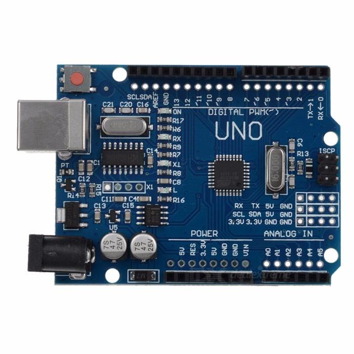 Arduino uno r mega p ch g cabo usb tutorial