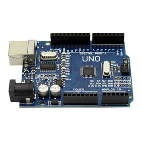 Arduino Uno R3 Mega328p Ch340g Compatible + Cable Usb Pin