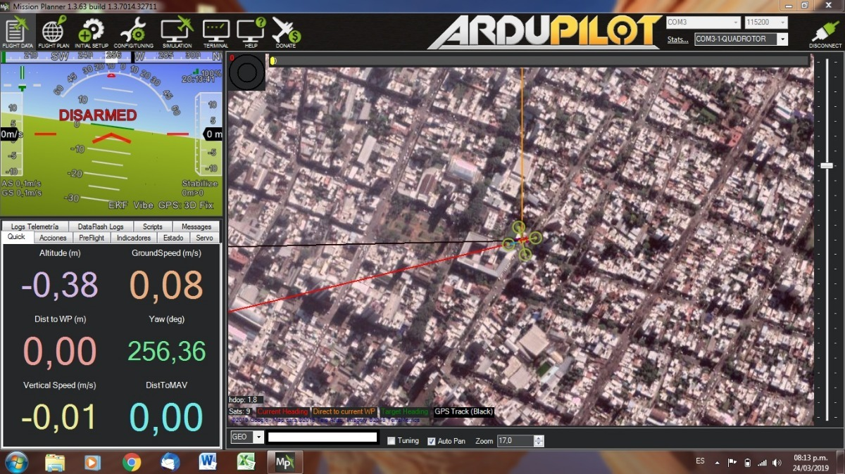 Arducopter Software