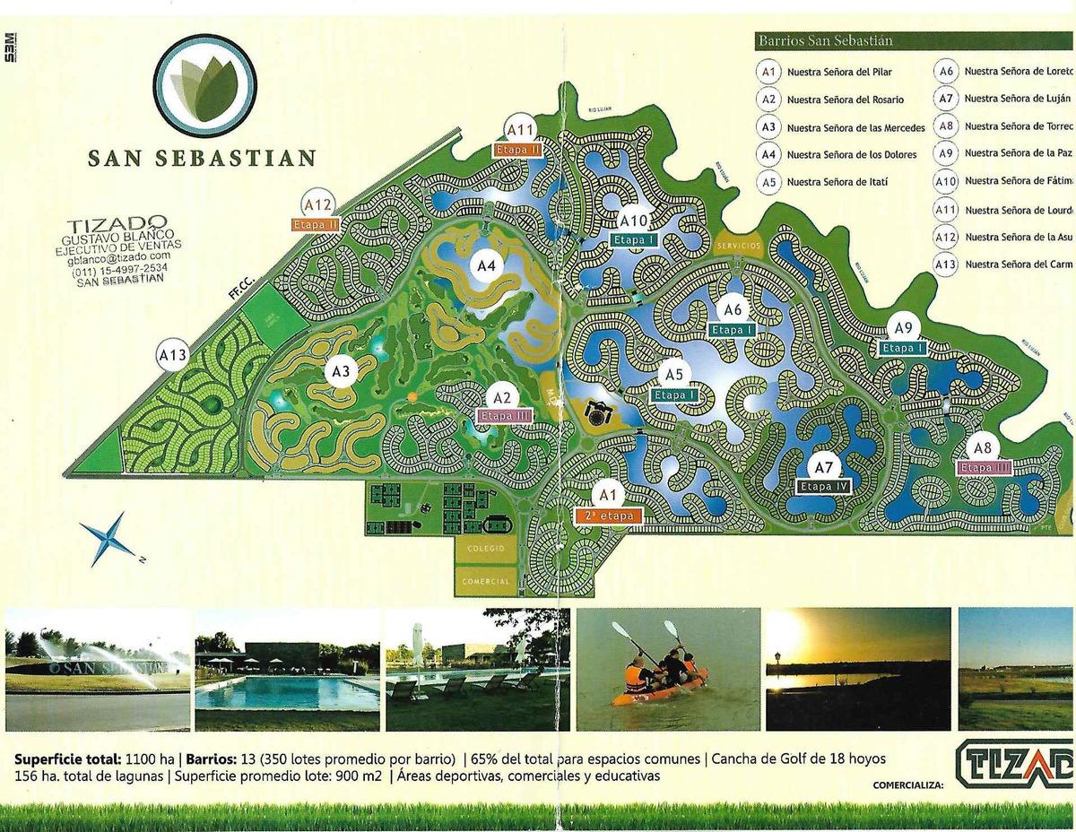 area 12 - lote 29: san sebastián ii