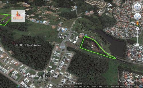 área a venda no bairro alphaville em santana de parnaíba - - 117-15571