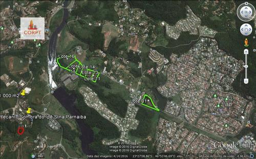 área a venda no bairro alphaville em santana de parnaíba - - 118-15571