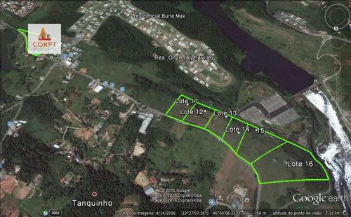 área a venda no bairro alphaville em santana de parnaíba - - 119-15571