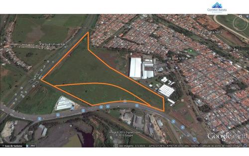 área a venda no bairro chácara nova boa vista em campinas - 0392-1