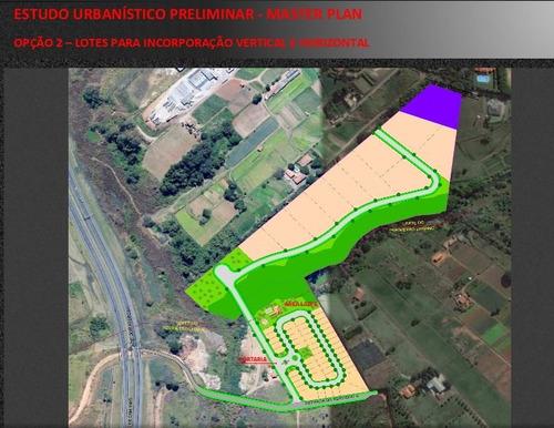 área a venda no bairro sítios de recreio gramado em - 0166-1
