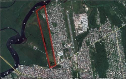 área com 390mil m² , excelente para construtora - ref 1474