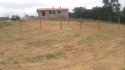 area com facil acesso pronto para construir