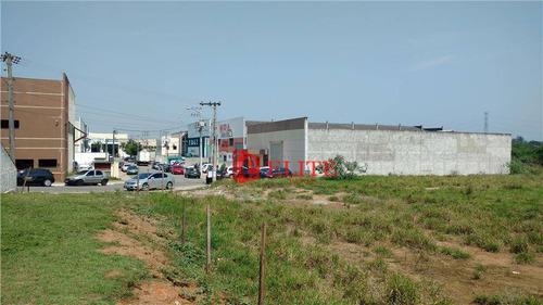 área  comercial e industrial à venda, condomínio empresarial eldorado, são josé dos campos. - ar0039