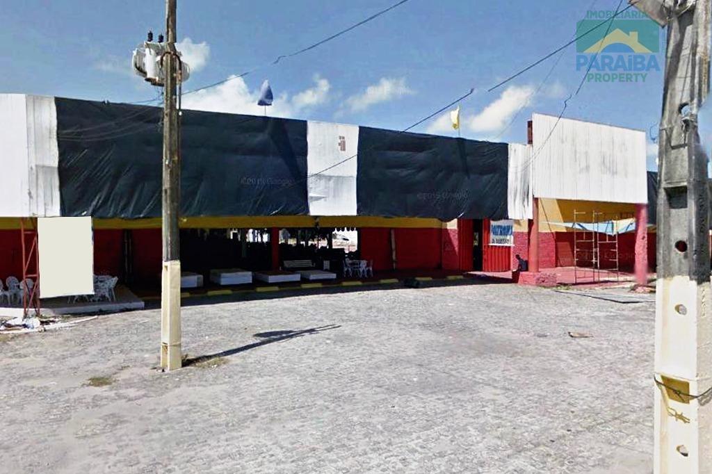área comercial para locação - br 230 - cabedelo - pb - ar0011