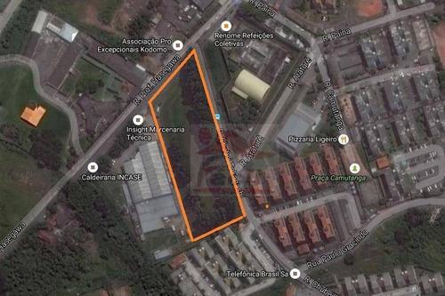 área  comercial para locação | colônia (zona leste), são paulo. - ar0005