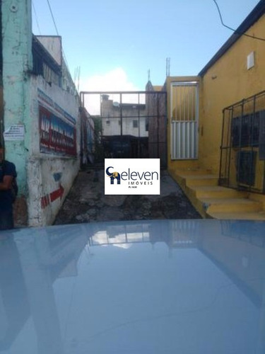 área comercial para locação itapua, salvador 340 m². - tot212 - 4917531
