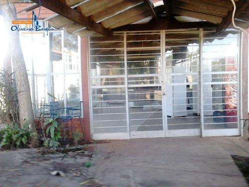 área  comercial à venda, chácaras colorado, anápolis. - ar0006