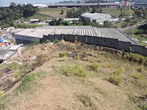 área  comercial à venda, industrial anhangüera, osasco. - ar0002
